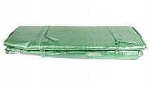 Тент армированный , Накрытие для теплицы  3x8 м с окнами