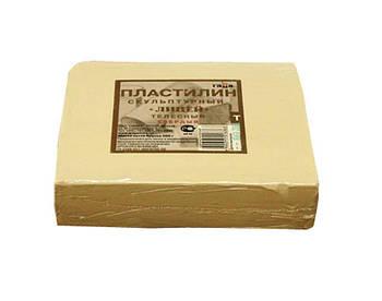 Пластилин скульптурный ГАММА Студия 1кг. телесный мягкий 2.80.Е100.002