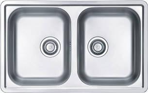 Кухонная мойка Alveus Line 90 (Нержавейка) (с доставкой), фото 2