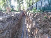 Наружные сети и сооружения водоснабжения