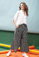 Костюм женский блузка и кюлоты  ям161-167, фото 1