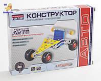 Металлический конструктор Гоночный автомобиль - конструкторы для мальчиков