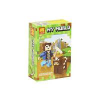 """Конструктор """"My World: Minecraft Корова"""" 33260"""