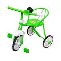 3-х колёсный велосипед Неоновый гвоздик (6шт/ящ) зеленый TR235