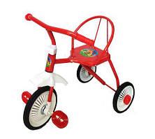 3-х колёсный велосипед Неоновый гвоздик (6шт/ящ) красный TR235