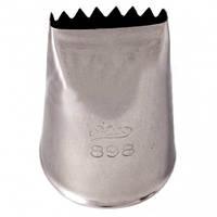 Насадка кондитерська №898 для бортиків і плетіння Ateco, фото 1