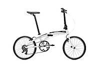 Tern Verge P9 белый складной велосипед, фото 1