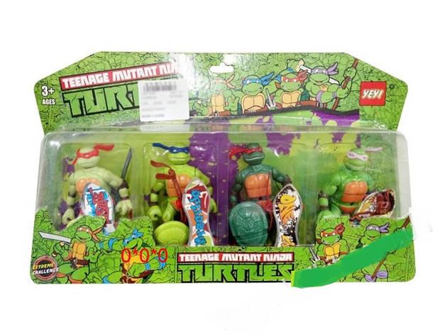 Игровые фигурки Черепашки ниндзя Turtle, фото 2