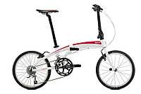 TERN Verge P18 белый складной шоссейный велосипед , фото 1