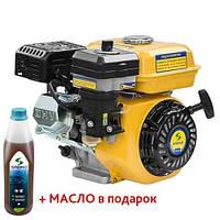 Двигатель бензиновый Sadko GE-210 (фильтр в масляной ванне)