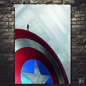 Постер Человек-муравей, Ant-Man, Марвел. Размер 60x42см (A2). Глянцевая бумага