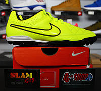 443e0a95fce Nike JR Tiempo Rio II TF - Детские Футбольные Кроссовки