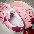 Кроссовки женские New Balance 574, розовые (15717) размеры в наличии ► [  37 38 39 40  ], фото 8