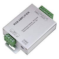 RGB LED усилитель сигнала 30A 360W 12V для светодиодной ленты.