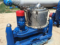Центрифуга-400 литров. Для Пищевой промышленности. н.ж.