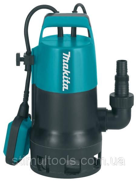 Погружной насос для грязной воды Makita PF0410