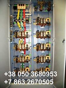 ТСАЗ-160, ТСАЗ-250  - схема внешних подключений электропривода подъема, фото 2