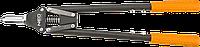 Заклепочник торцевой двуручный для заклепок стальных и алюминиевых 3.2, 4.0, 4.8, 6.0, 6.4 мм 18-106