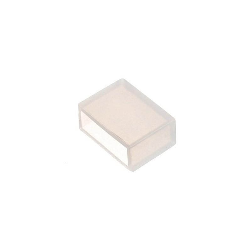 Силиконовая заглушка LED Strip Cap SC-06 IP67 для герметичной светодиодной ленты
