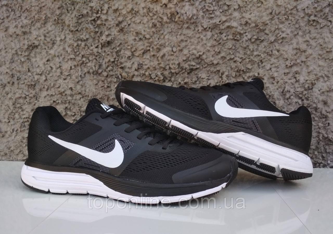 prix le plus bas ff58d 7ae7d Кроссовки в стиле Nike Pegasus 30 черно-белые