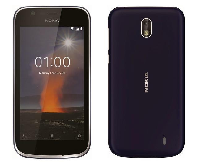 Чехлы для Nokia 1