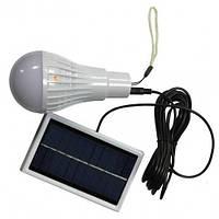 Светодиодная аккумуляторная лампа RIGHT HAUSEN HN-041040 с зарядкой от солнечной батареи