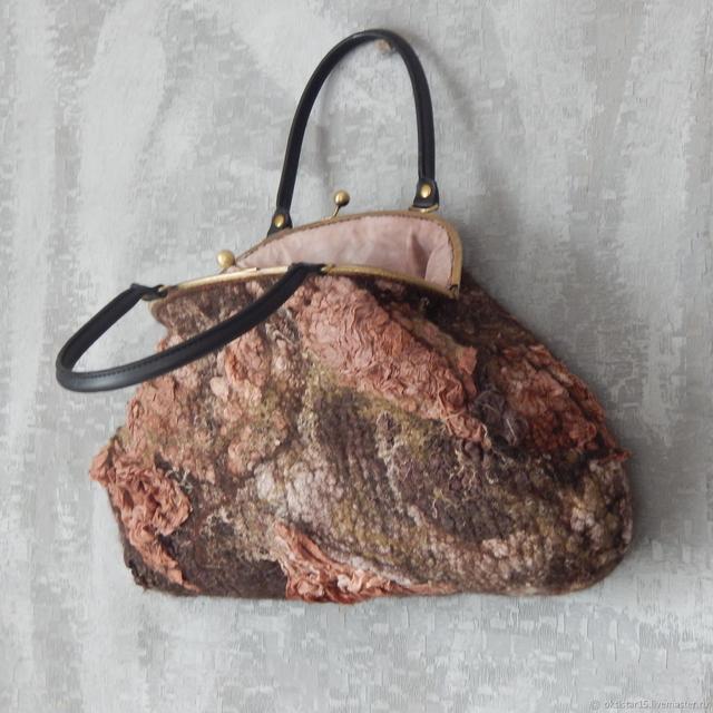 Валяные сумки