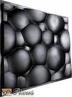 "Форма для 3Д панелей ""Пузыри"" (форма для 3d панелей из абс пластика)"
