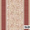 Коврики в рулонах Dekomarin 86 (размеры: 0.65м, 0.80м, 1.3м) 86D