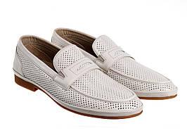 Туфлі Etor 15597-10042-1 бежевий