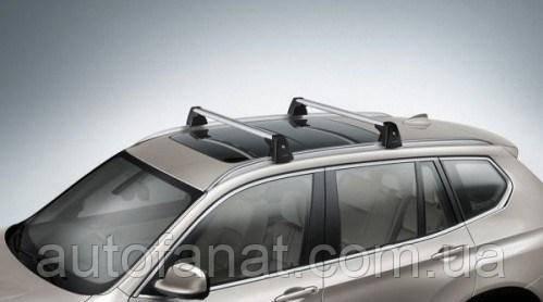 Оригинальные поперечины релингов BMW X5 (E70) Flachreling (82710405052)