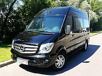 Микроавтобус Mercedes Sprinter черный VIP