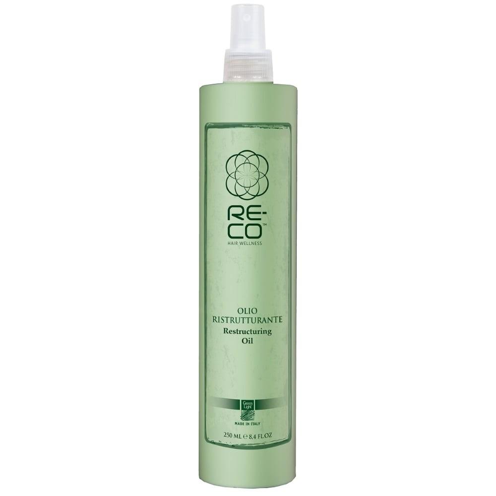 Реконструирующее масло - RE-CO™ HAIR WELLNESS - Green Light 250 мл