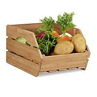 "Лоток для фруктов и овощей ""Томато"" шафран"