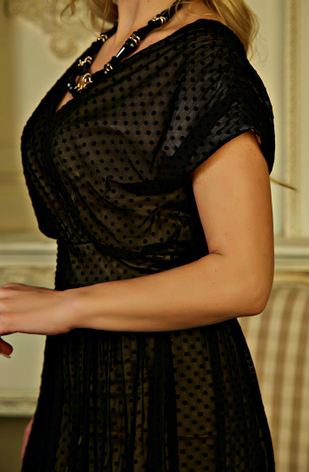 """Платье в пол """"Лейла"""", фото 2"""