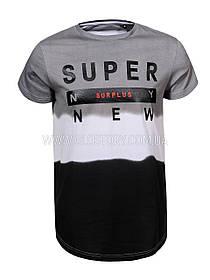 Чоловіча подовжена футболка SUPER NEW