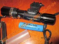 Вело-фонарь с линзой Bailong POLICE BL-8626 Cree-Q5