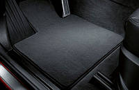 Оригинальный комплект велюровых ковриков в салон BMW X6 (E71) (51477290133)