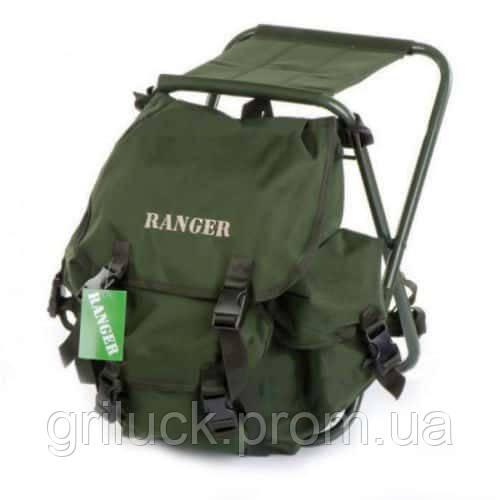 Складной стул для рыбалки и пикника Ranger
