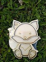 Органайзер для бисера из дерева.