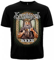 "Футболка Korpiklaani ""Beer"", Размер S"