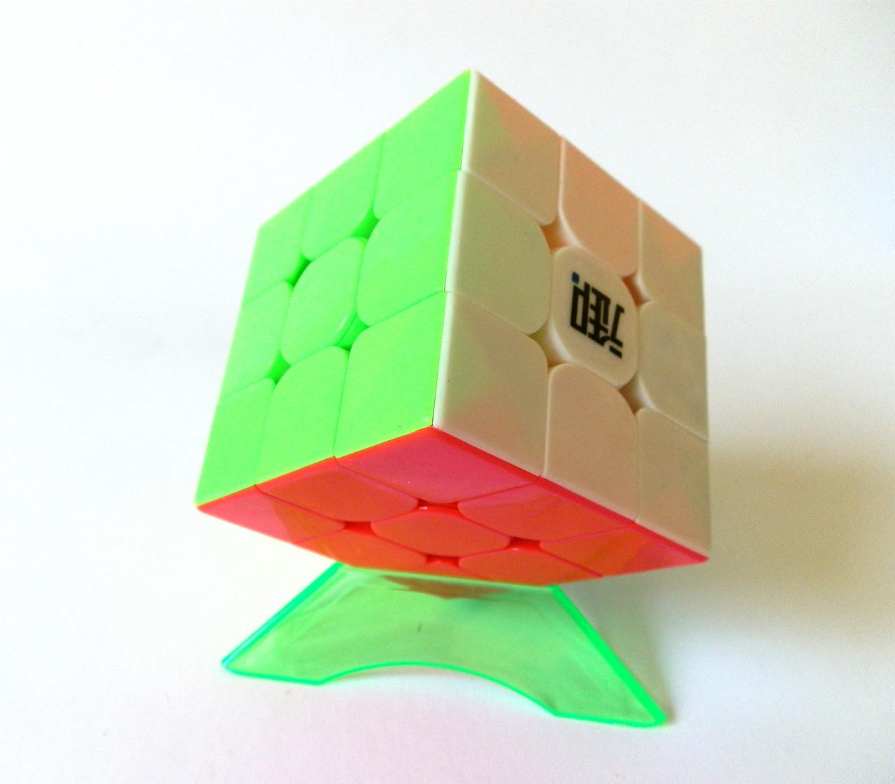 3x3 KungFu GUANLONG black | Скоростной кубик 3х3 КунгФу Гуанлонг