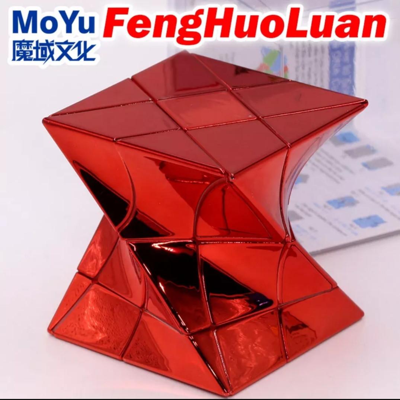 MoYu куб кубик DNA днк  скрученный мельница MoFangJiaoshi