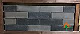 Кирпич облицовочный ECOBRICK гладкий 250x120x65 мм черный, фото 2