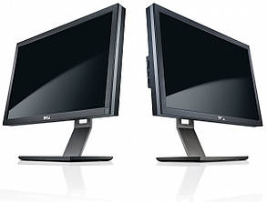 "Монитор Dell LCD 22"" P2210F ""Over-Stock"" Б/У"