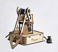 Розвиваючий конструктор, 3D пазли. Робот - маніпулятор