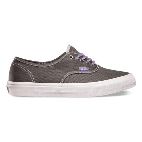 Кеди Vans - Authentic Slim Gray White (оригінал) 20b8296e4f9fb
