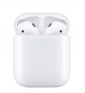 Наушники Apple AirPods 2019 (2 поколения) with Wireless Charging Case (MRXJ2)