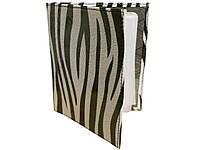 Обложка для паспорта и автодокументов Зебра