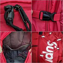 Рюкзак в стиле Supreme красный, фото 3